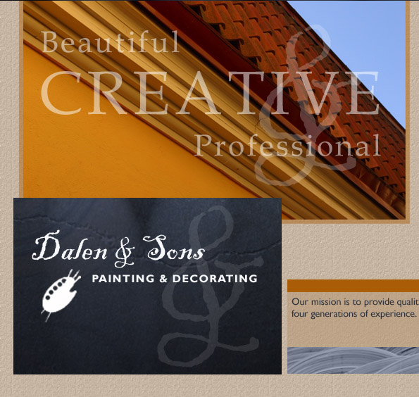 Reno Paint Mart >> Dalen Sons Painting And Decorating About Us